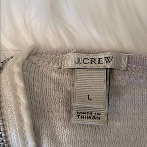 J. Crew Sweaters - J. Crew Jaspe Wool Tunic Sweater in Heather Grey